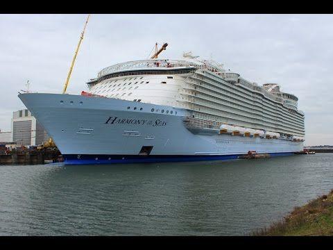 Harmony of the Seas Preview - El barco de cruceros más grande del mundo
