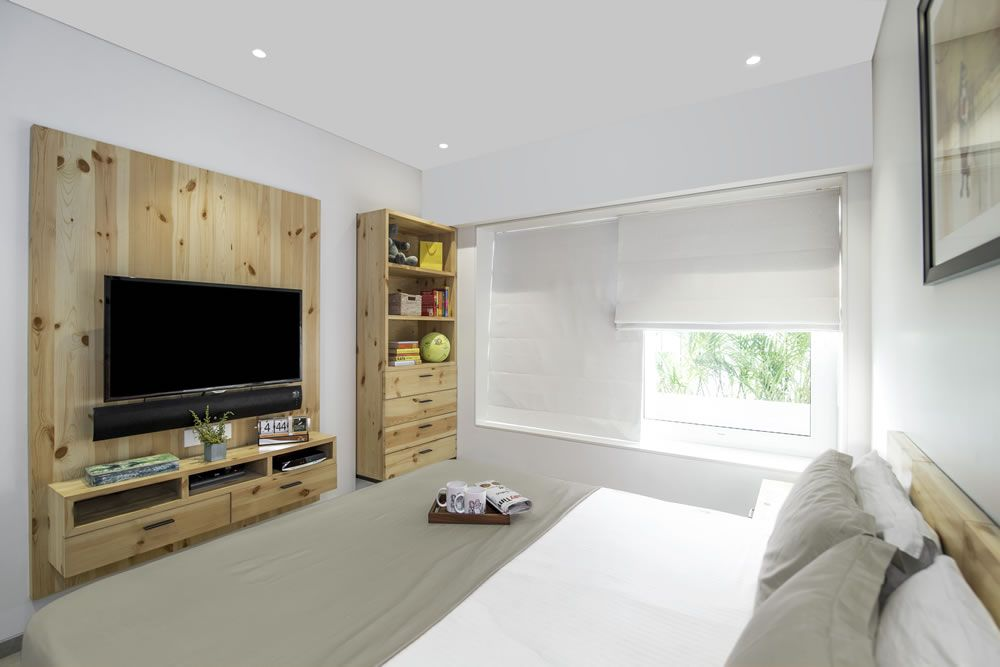 Browse bedroom decorating ideas and layouts. Discover residential ...