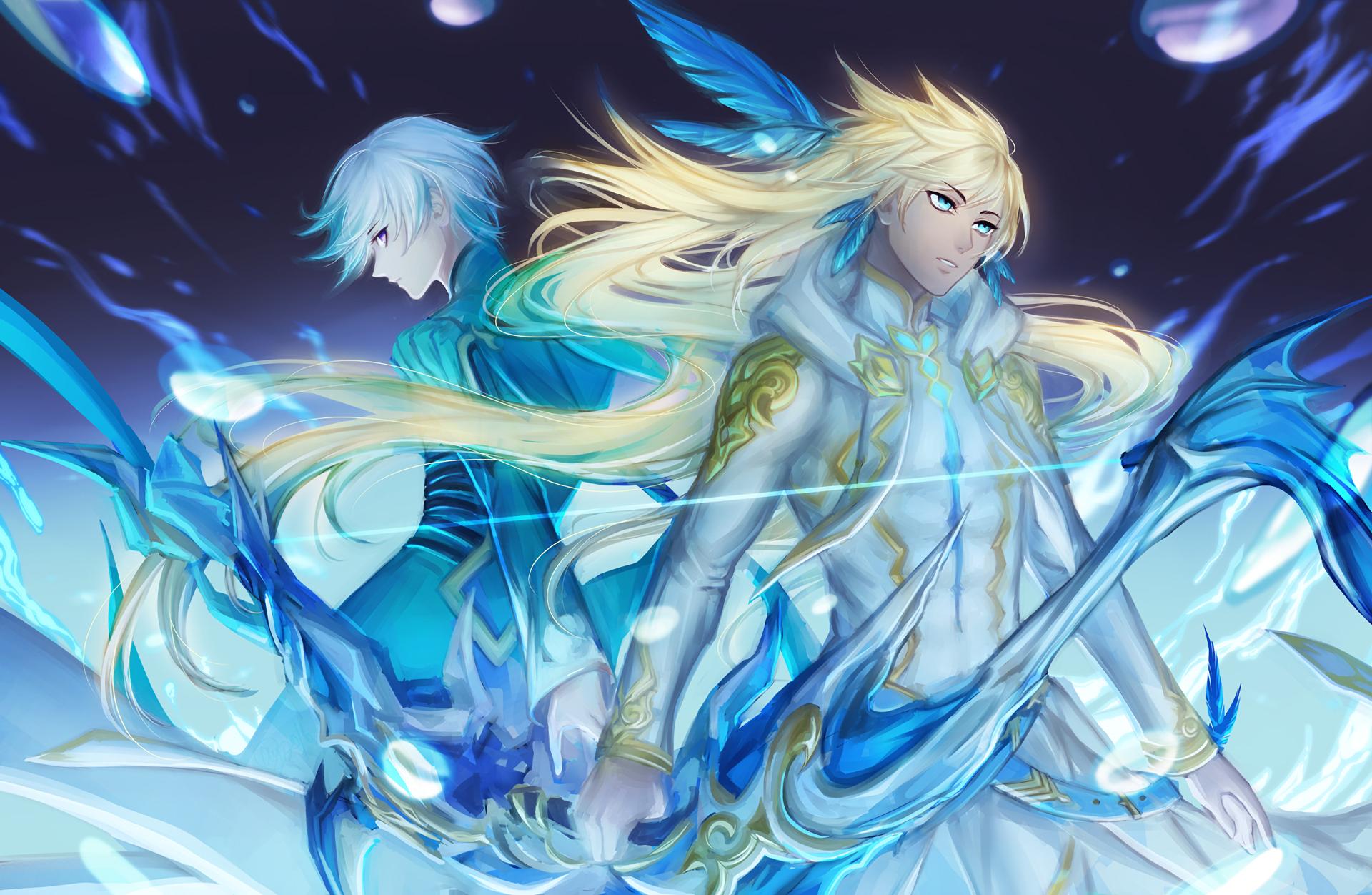 Anime Tales Of Zestiria The X Sorey Zestiria Mikleo Zestiria