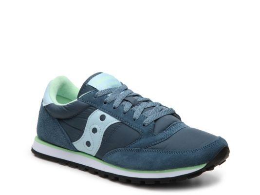 Women's Saucony Jazz Low Pro Retro Sneaker -  - Blue