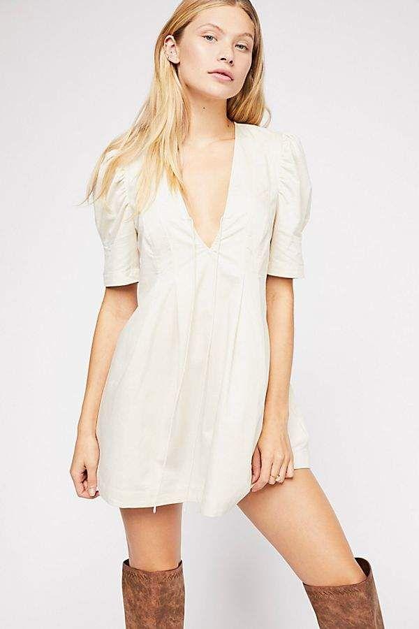 1ff28edc68b Adelle Tunic | Products | Tunic, Little white dresses, White dress