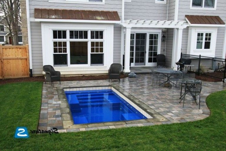 14 Best Small Pool Design Ideas For Your Small Yard Pool Design