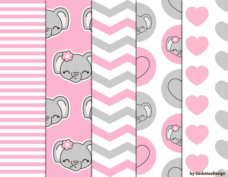 Elefant Clipart, Valentinstag Clipart, Liebe Elefanten Clipart, Datum Clipart, Kawaii Elefant Clipart, Boot Clipart, niedlichen Elefanten   – My Etsy shop! Cockatoo Design