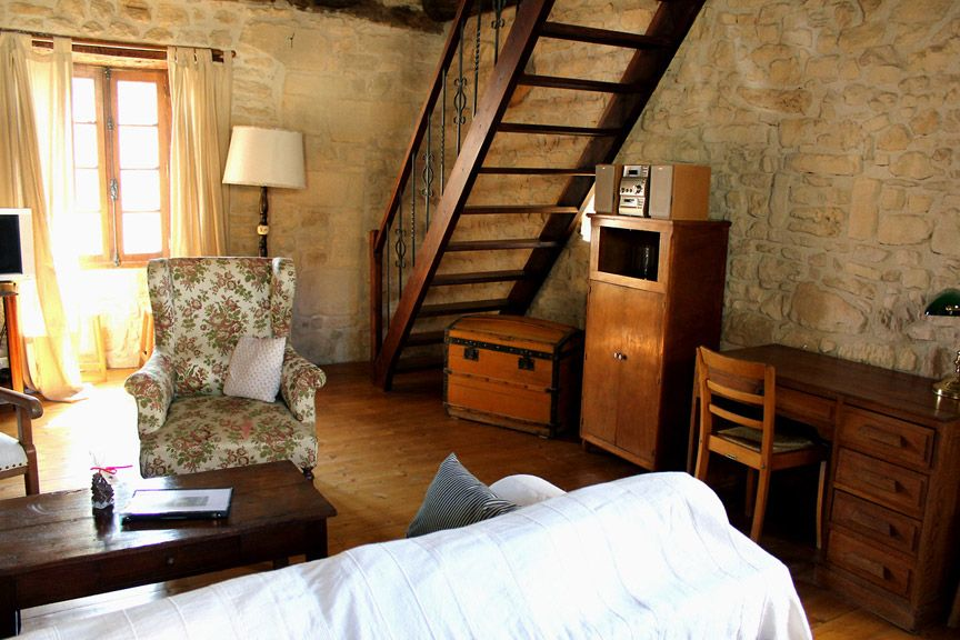 tour of a beautiful small stone cottage from the 17th century in a little hamlet in dordogne france small house swoon furniture pinterest - Stone Cottage Interiors