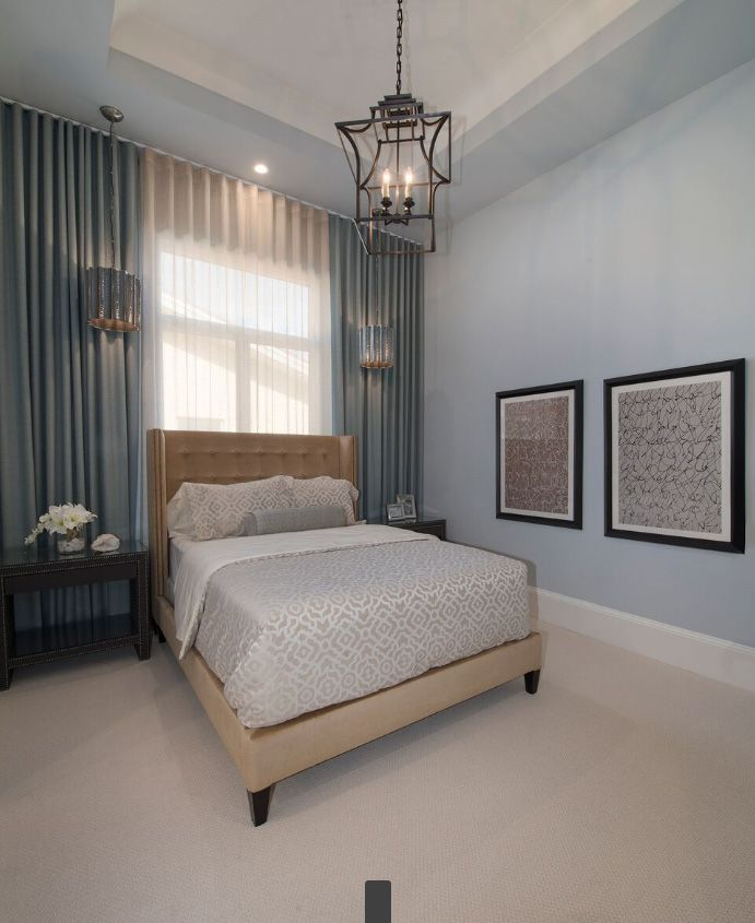 Luxury guest bedroom design ideas in Naples