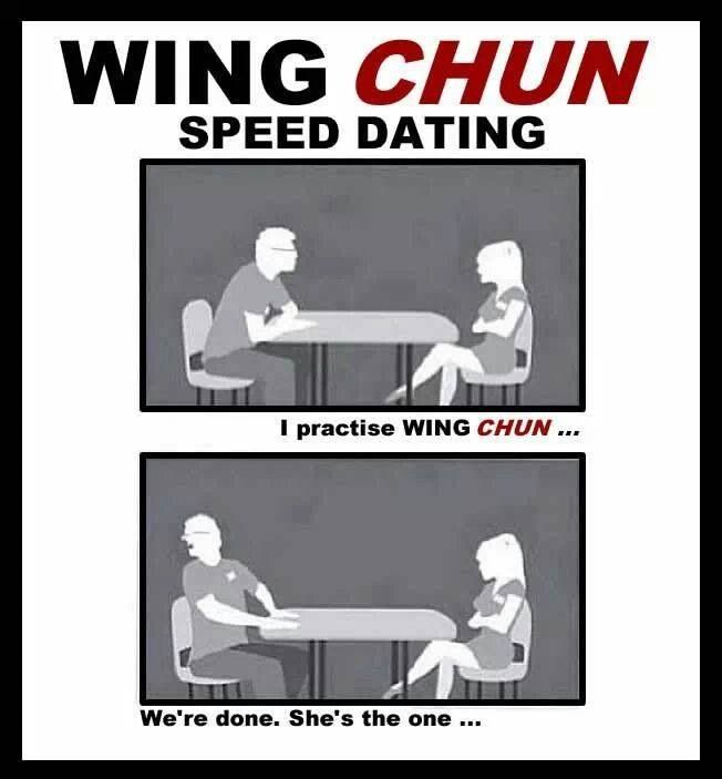 Dy Speed Dating