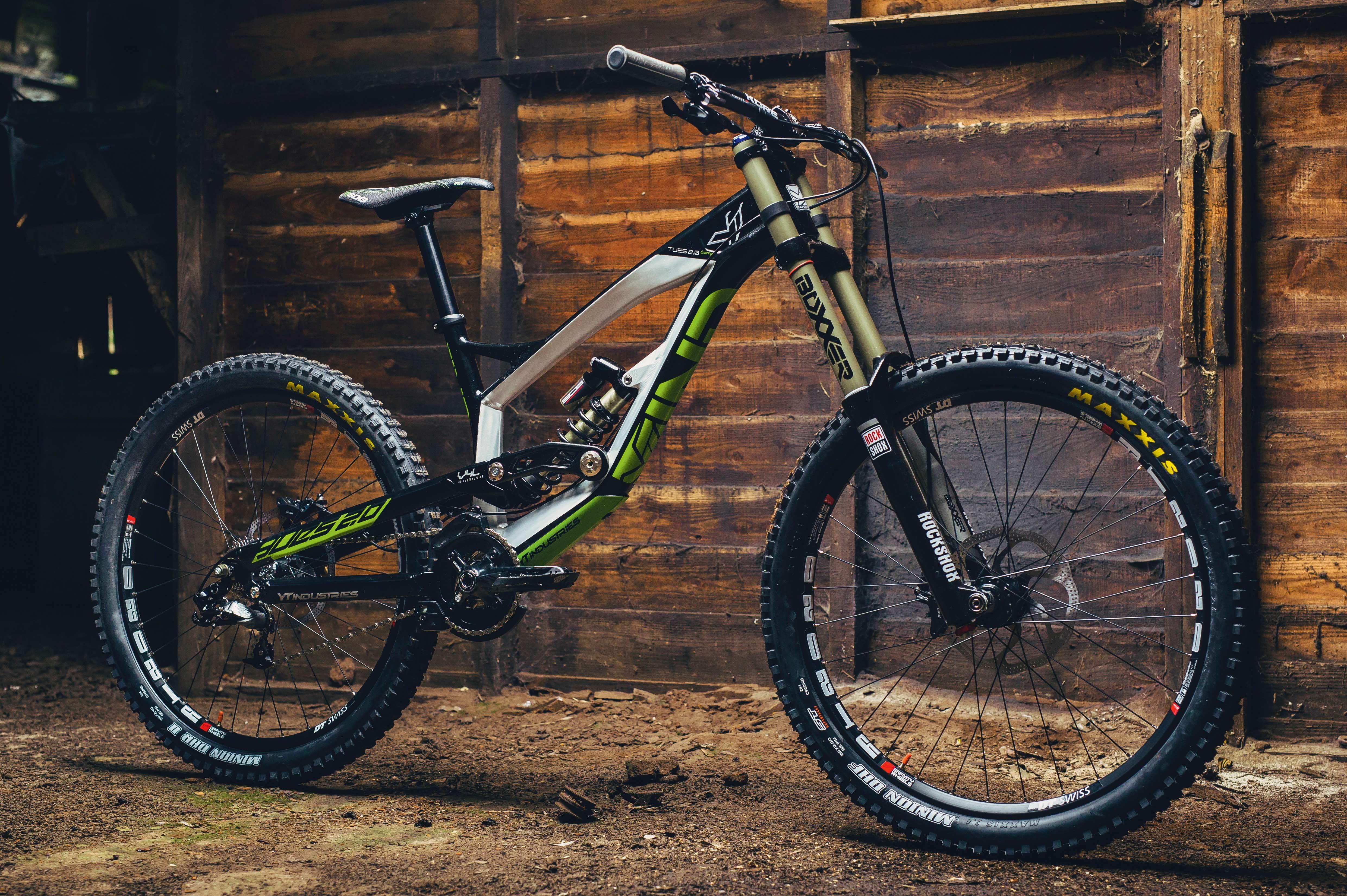 Yt Tues Radtouren Fahrrad Fahren Fahrrad Design