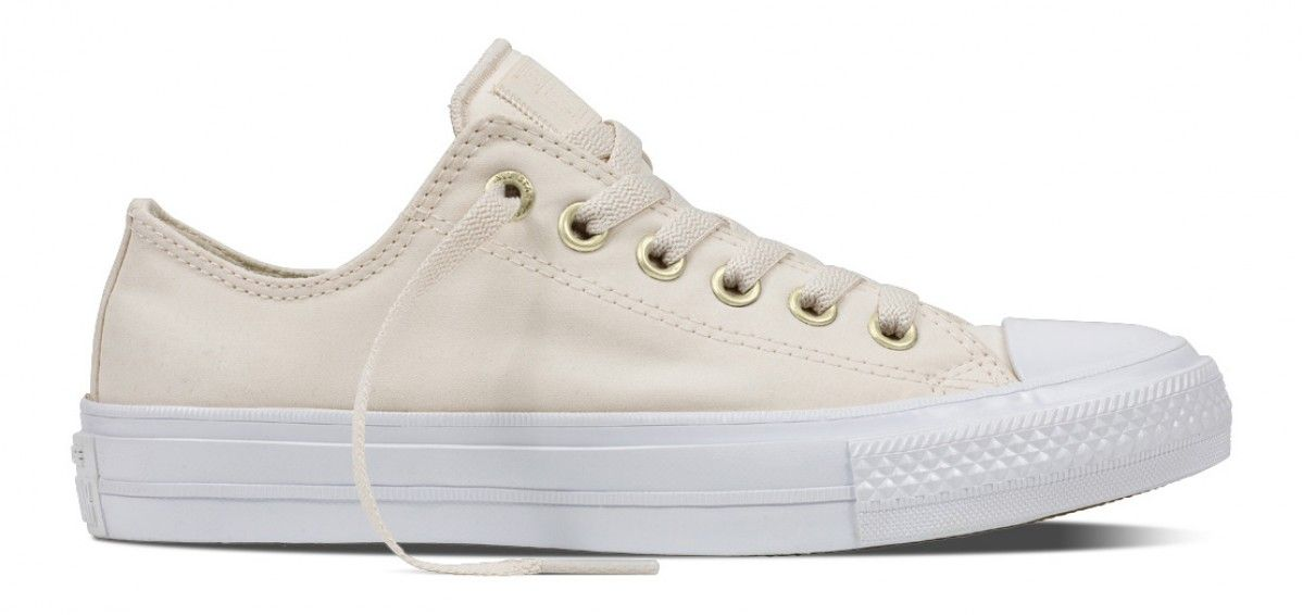 Converse Women's Chuck Taylor II Brushed Textile Low Top