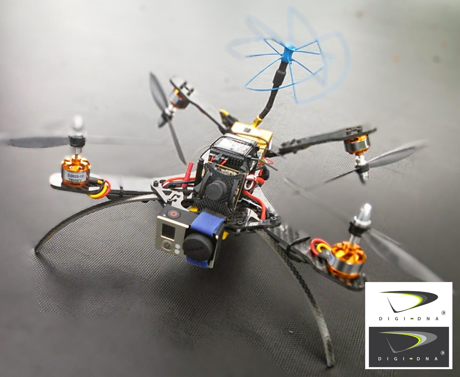 DIY Drones Biggest Drone Building Website