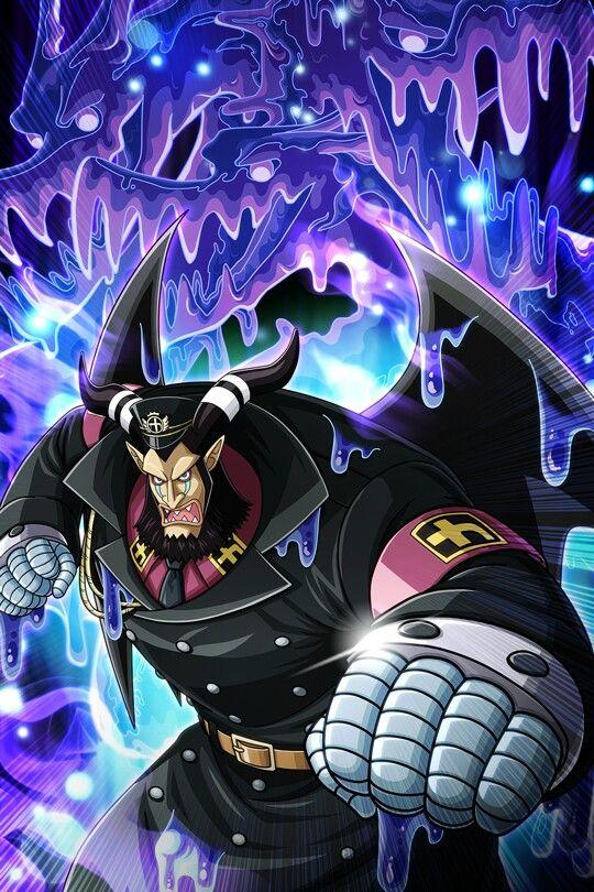 Magellan   Personagens de anime, Anime, One piece