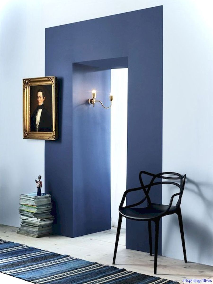 53 Gorgeous Wall Painting Ideas That So Artsy Interior