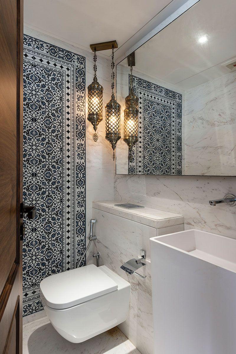 A Timeless Mumbai Apartment Dress Your Home Small Bathroom Interior Bathroom Interior Design Bathroom Interior