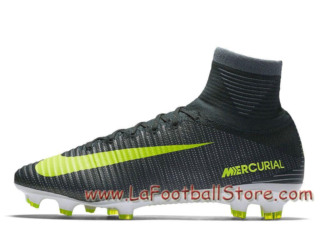 best website a469d 80112 ... Nike Mercurial Superfly V CR7 FG Chaussure de football à crampons pour  terrain sec pour Homme ...