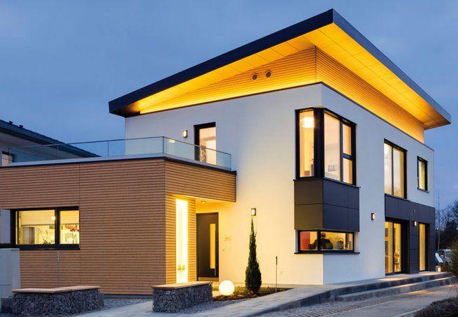 lumina von wolf system haus bau homes pinterest hausbau fassaden und. Black Bedroom Furniture Sets. Home Design Ideas