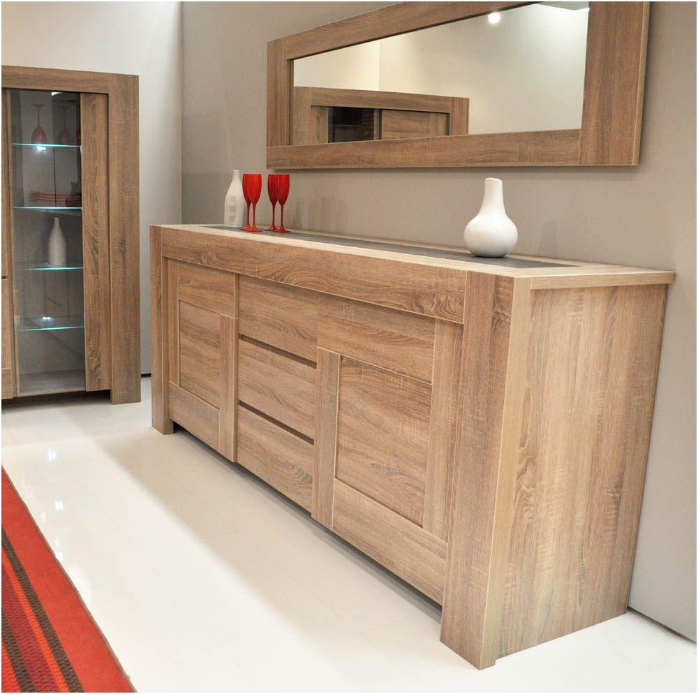 buffet bois buffet moderne meuble