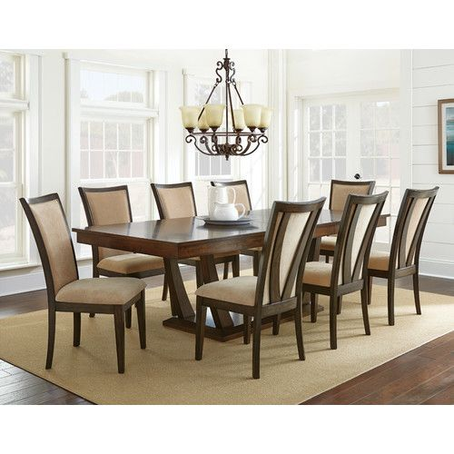 Sachem Dining Table dining Pinterest Extendable dining table