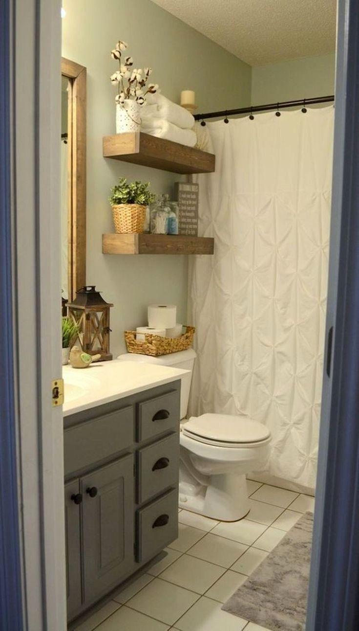 Diy Bathroom Cabinet Makeover Diybathroom Bathroom Cabinet Makeover Bathroom Cabinets Diy Small Bathroom Decor