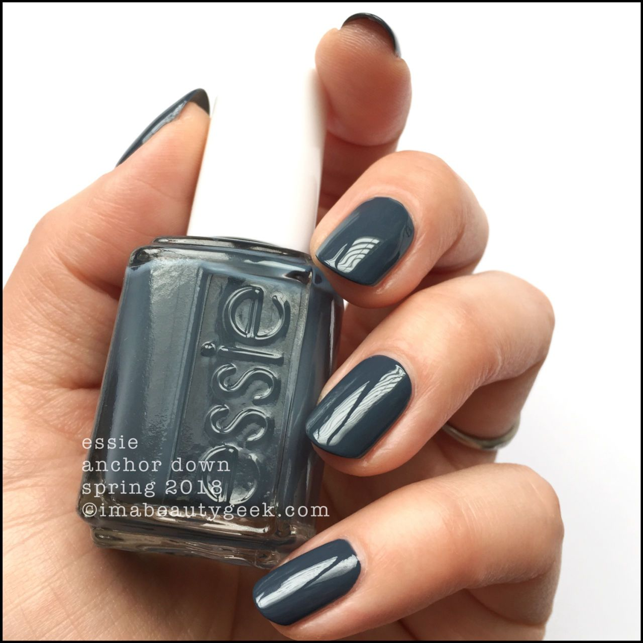 ESSIE SPRING 2018 COLLECTION SWATCHES & REVIEW in 2019   Nails ...