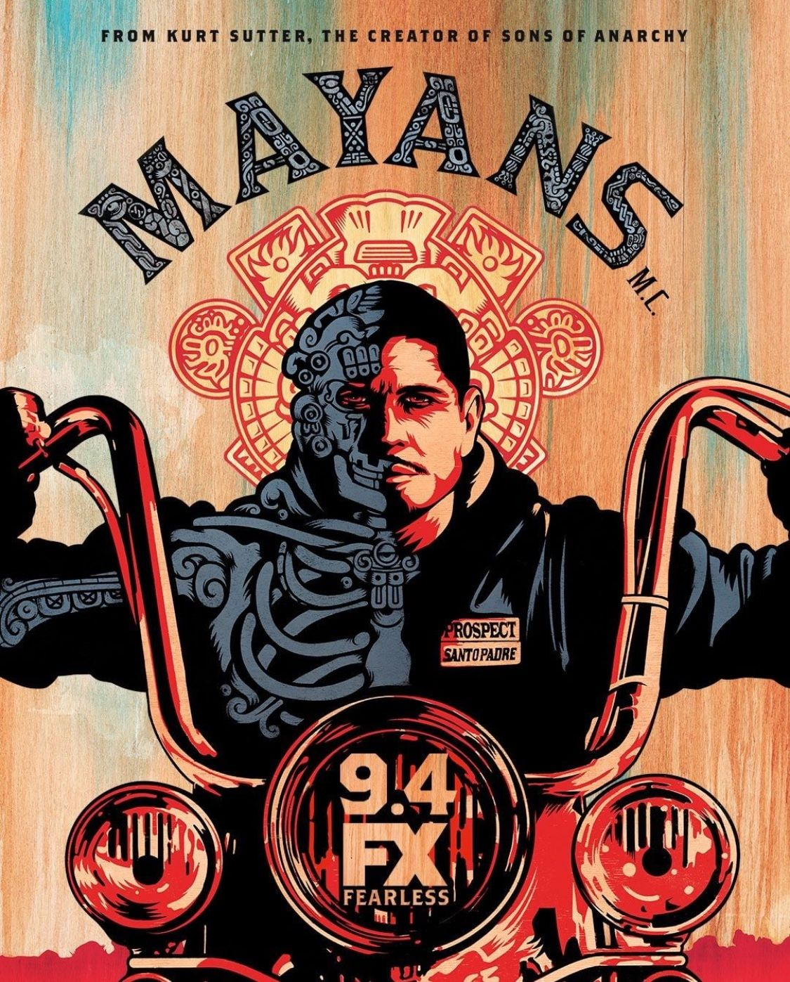 Mayans MC. Yes this is happening in September (With images
