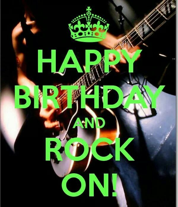 Rock On Happy Birthday Wishes For Him Happy Birthday Coworker Birthday Wishes Greetings