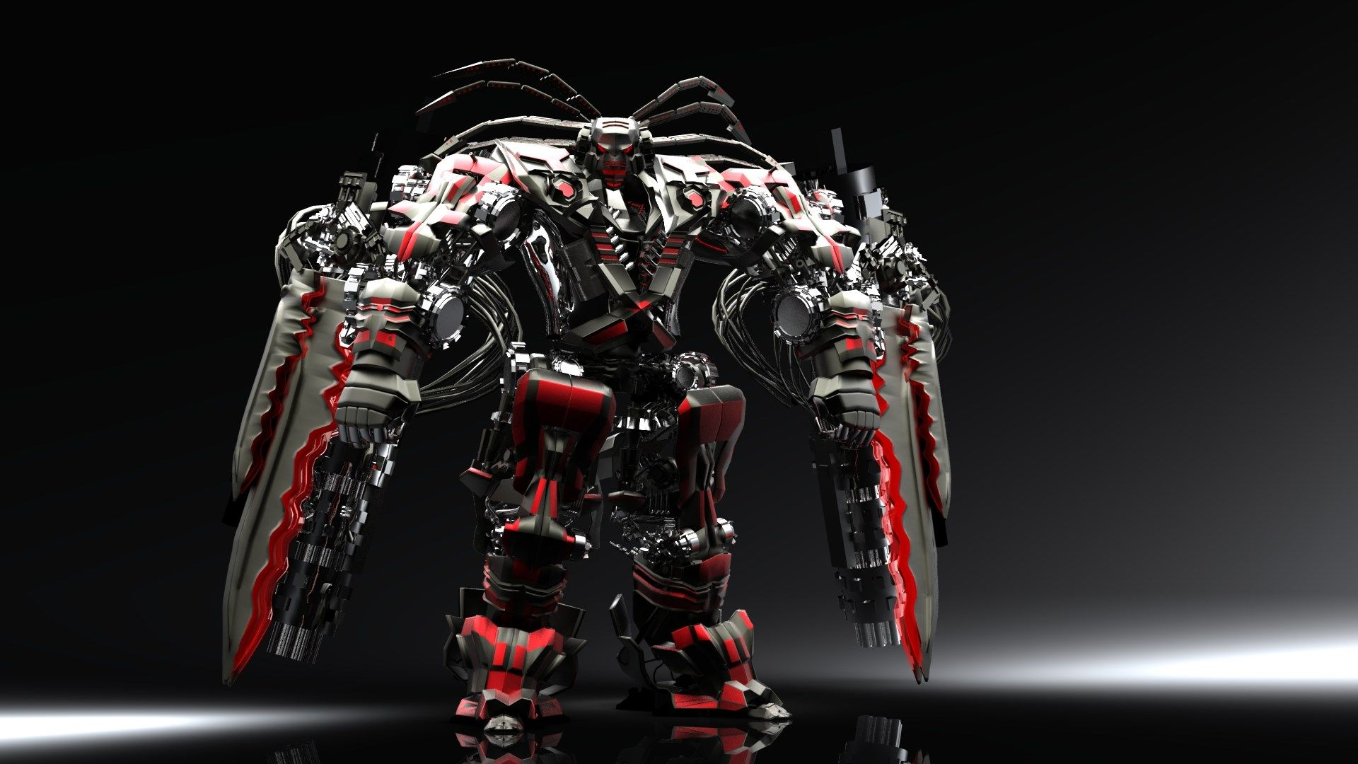 13951 Pictures For Desktop Robot Picture Robot Wallpaper Smartphone Wallpaper 3d Desktop Wallpaper