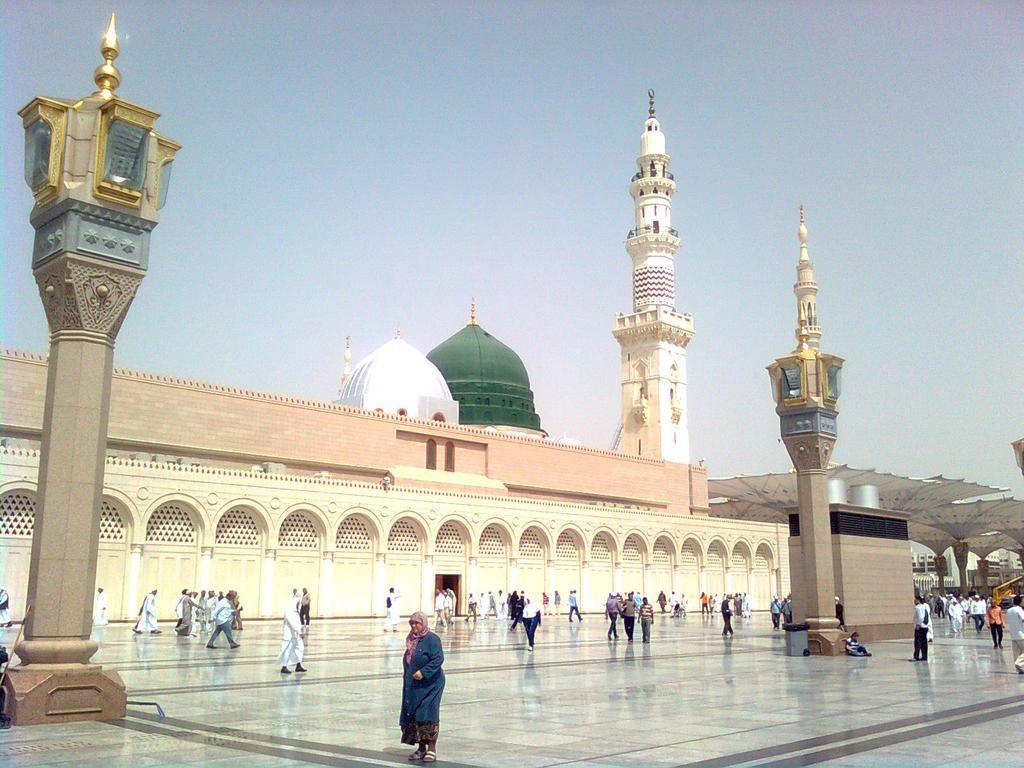 masjid e nabvi hd