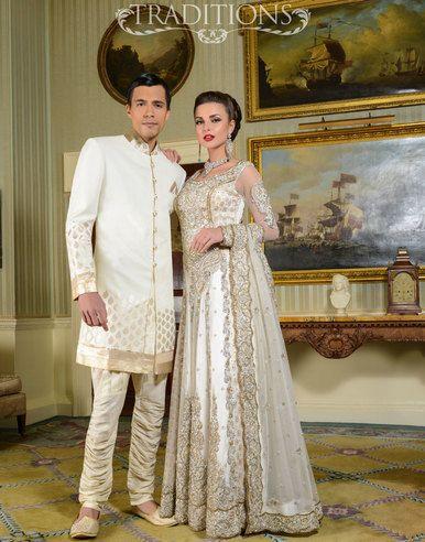 Asian bridal wear 40   Great Bridal Wear   Pinterest   Asian bridal ...