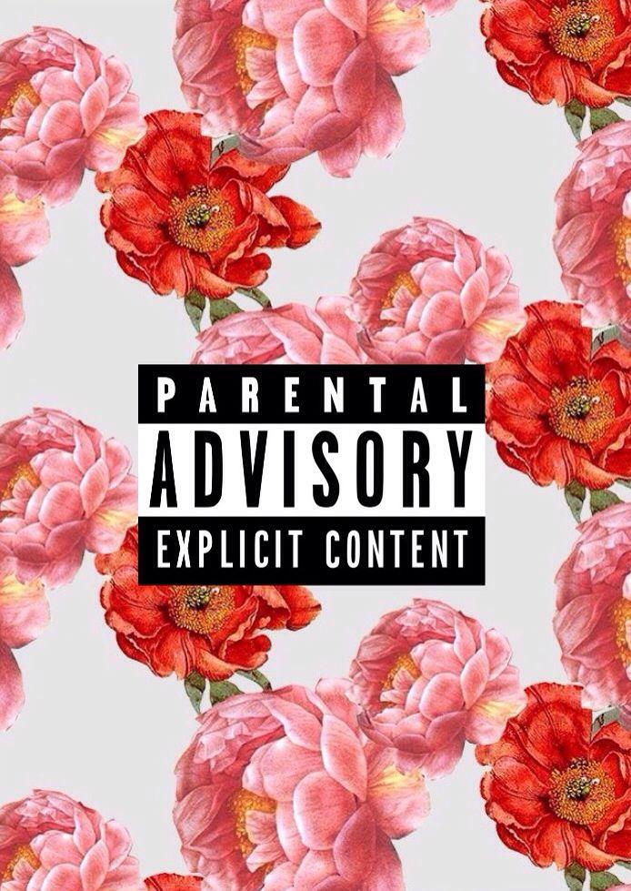Parental advisory girly. Wallpapers soft grunge dream