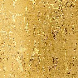 Thibault  Cork –Wallpaper  CollectionNatural Resource  ColorwayMetallic Gold  SKUT7046