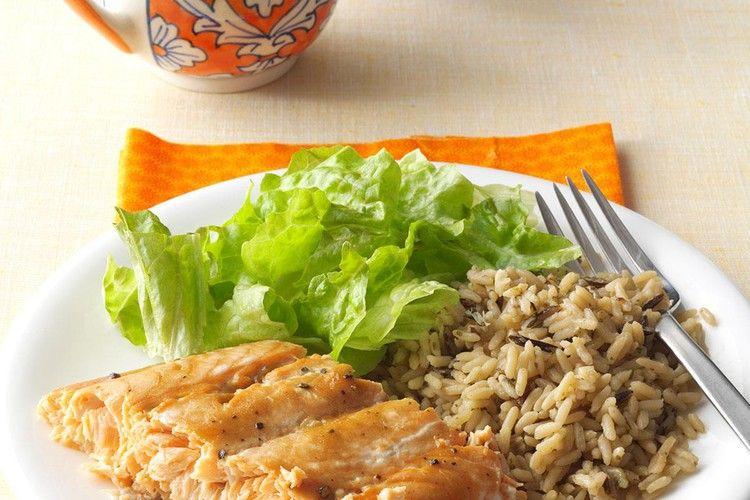 Top 10 Salmon Recipes — Taste of Home | Salmon recipes ...