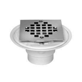 3 In Dia Pvc Drain Shower Drain Tile Shower Drain Shower Pan Liner