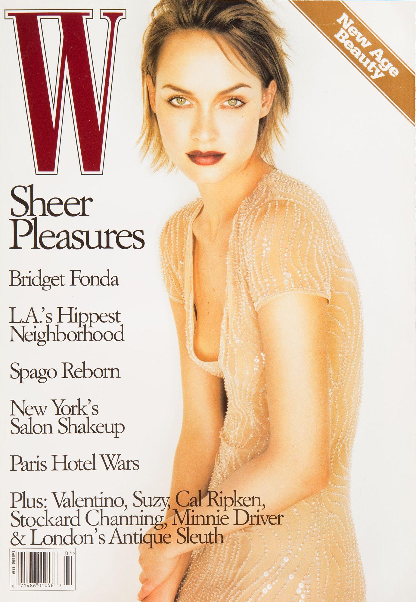 W Magazine S Supermodel Cover Girls W Magazine Fashion