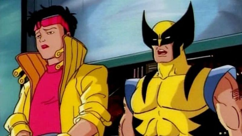 The X Men Animated Series Was Almost Destroyed By An Australian Fast Food Company Animation Marvel Jubilee X Men