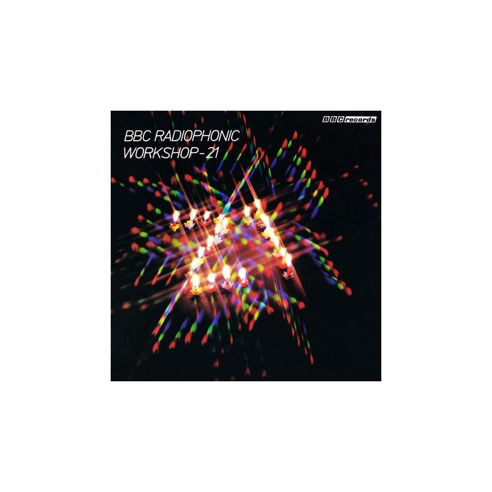 Bbc Radiophonic Workshop - Bbc Radiophonic Workshop, Vol. 21 (Vinyl)