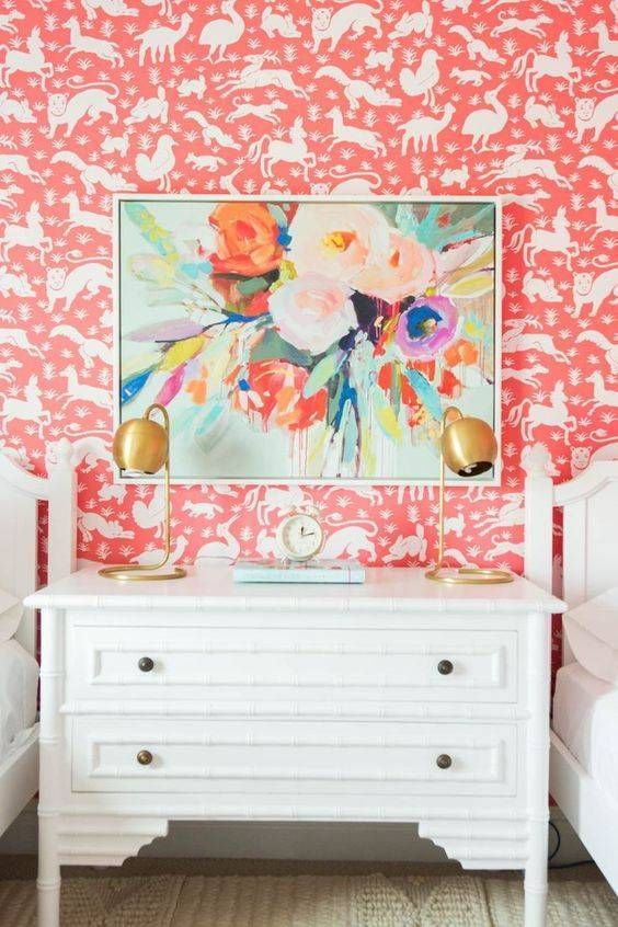 trend we love: otomi prints | Famous interior designers, Interiors ...