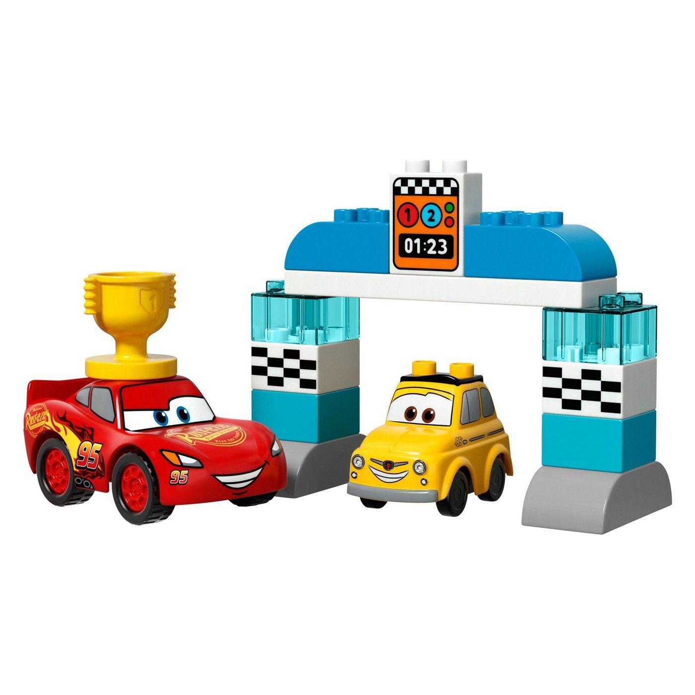 Legoâ Duploâ Disneyâpixarâ20cars 3 Piston Cup Race 10857