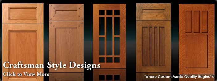 Prairie Style Cabinet Door Styles | WalzCraft | Custom Kitchen ...