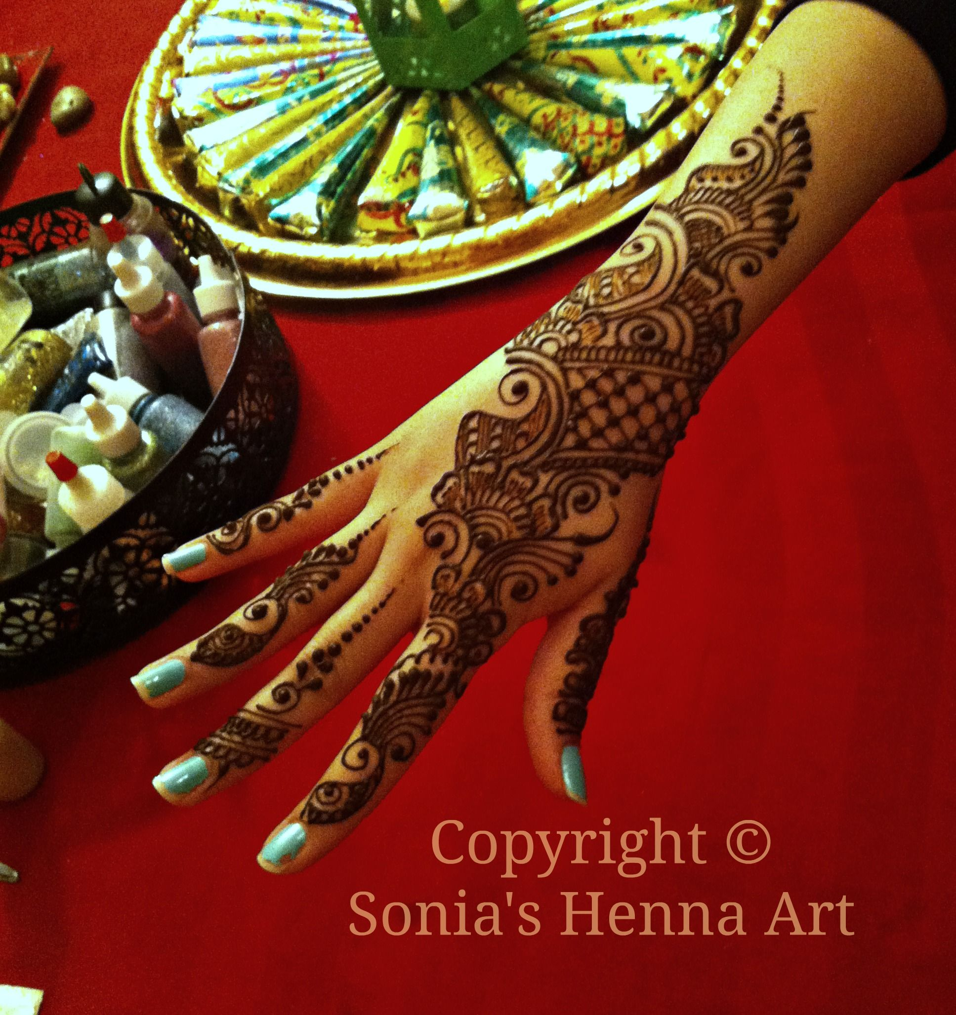 Henna Tattoo Toronto : Bridal mehndi by sonia s henna art tags of