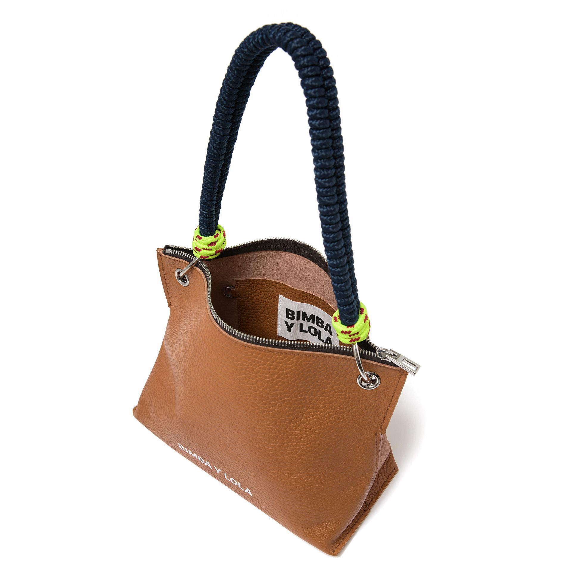 Large Tan Leather Trapezium Crossbody Bag Bolsos Bandolera Bolso Cruzado Bolso
