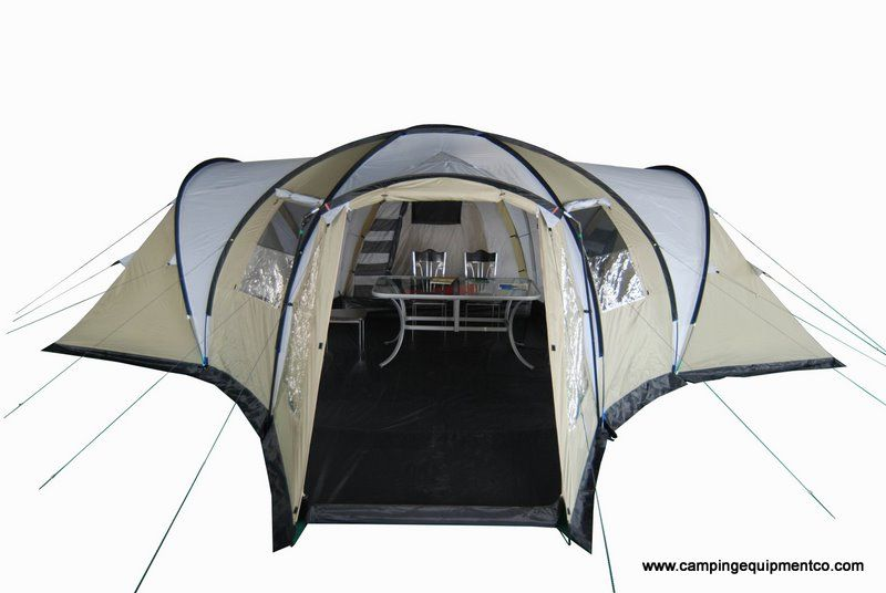 Check out the Oberon 9 person family dome tent  sc 1 st  Pinterest & The Camping Equipment Company: Customer Review: Oberon 9 person ...