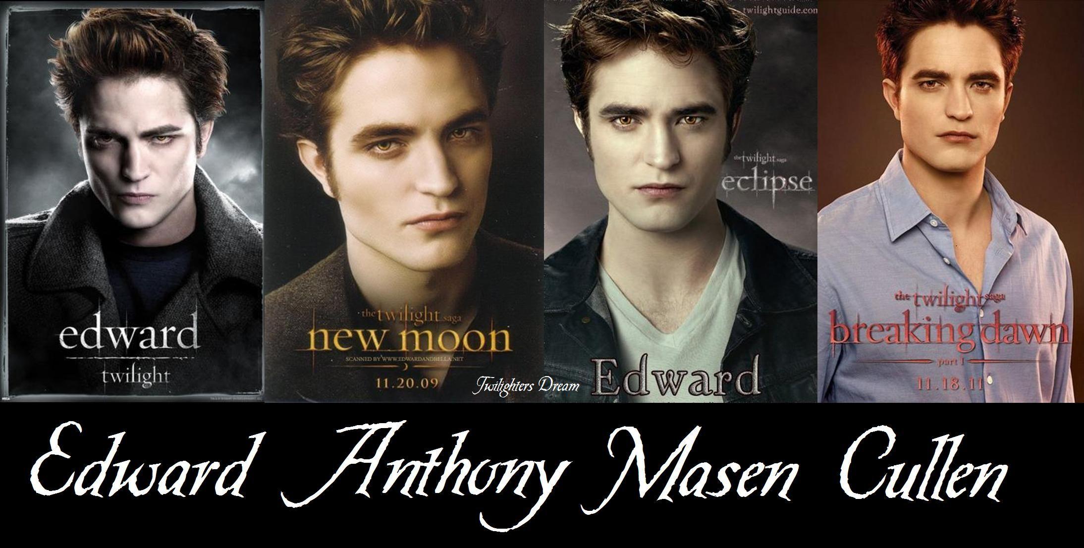 Edward Anthony Masen Cullen