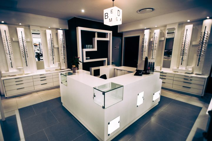 Becker And Optometrist By Creative Shop Retail Shopfitting Johannesburg South Africa