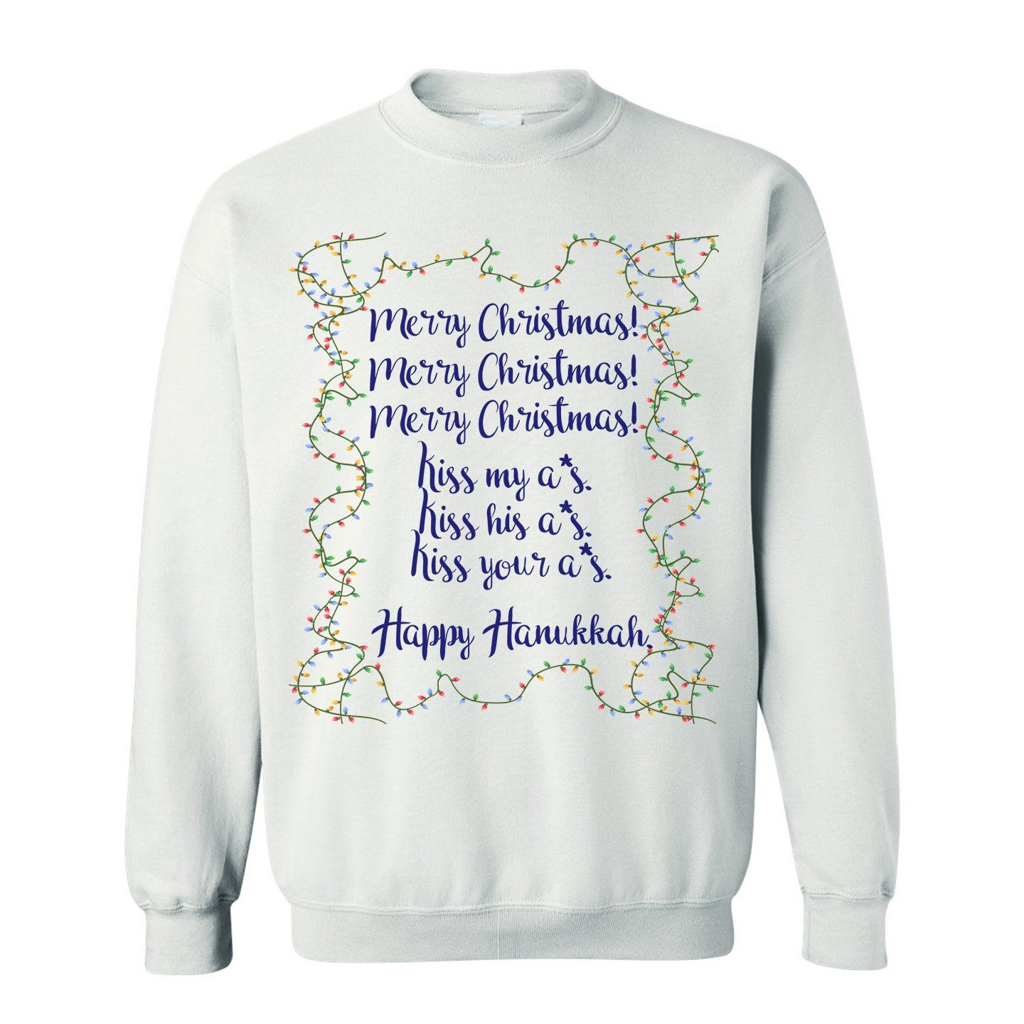 Mature Christmas Ugly Christmas Sweater  Products -7602