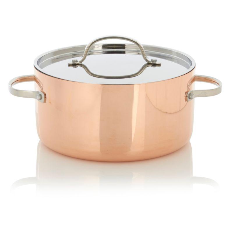 asda copper bottom pan set bruin blog. Black Bedroom Furniture Sets. Home Design Ideas