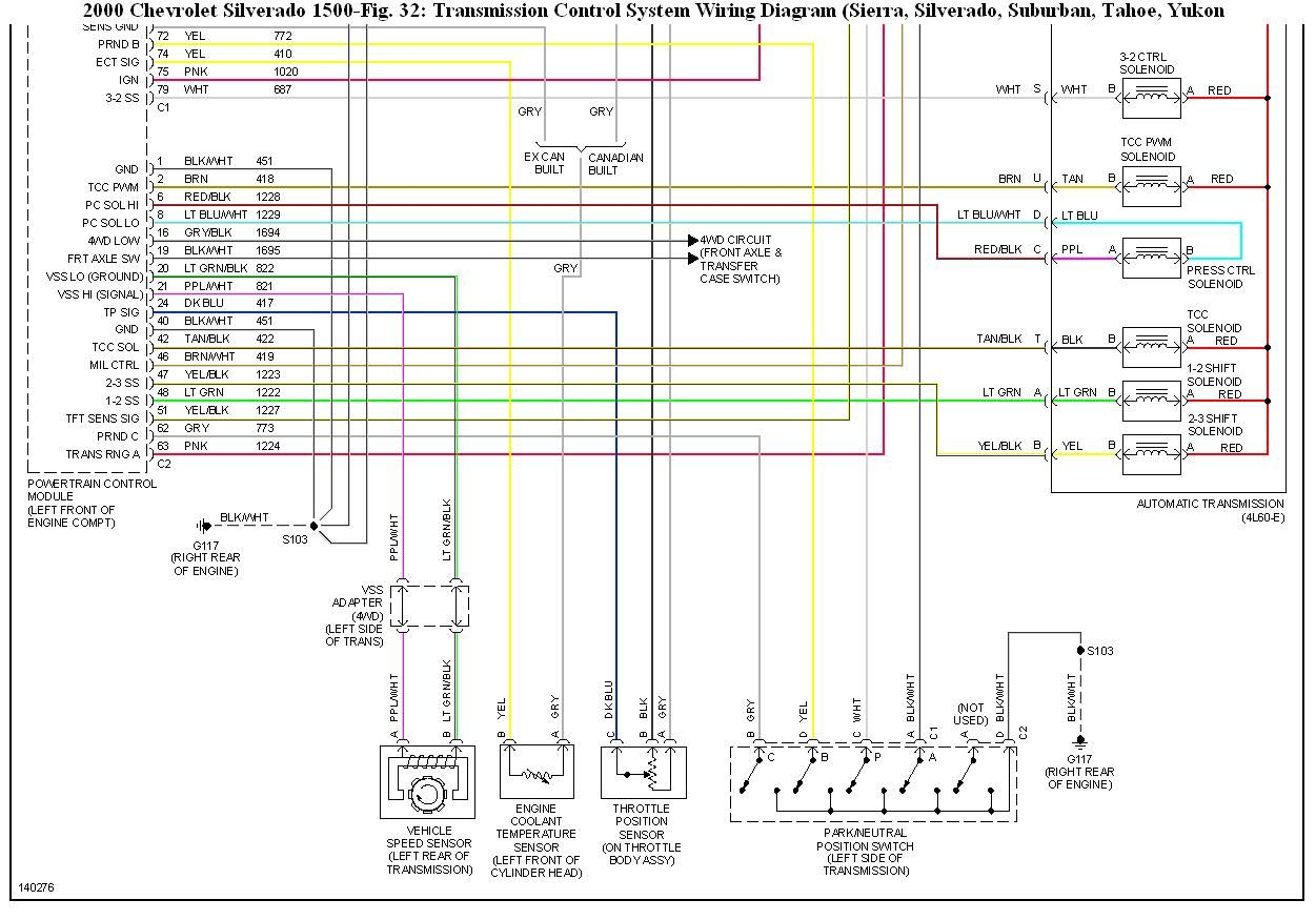 Transmission Wiring Can I Get A Chevy 4l60e Diagram Please Best Of With For 4l60e At 4l60e Transmission Wiri Electrical Diagram Transmission Chevy Transmission