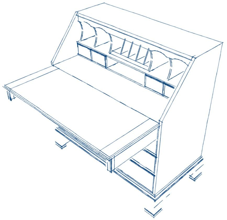 Why Use SketchUp For Woodworkers Woodworking Wood Working And Delectable Sketchup Furniture Design