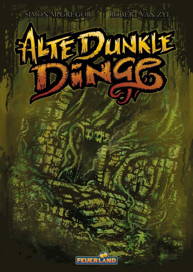 ALTE DUNKLE DINGE