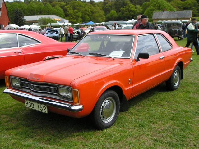 Ford Taunus 1600l 2dr 1974 Jeugd Speelgoed Auto Jeugd