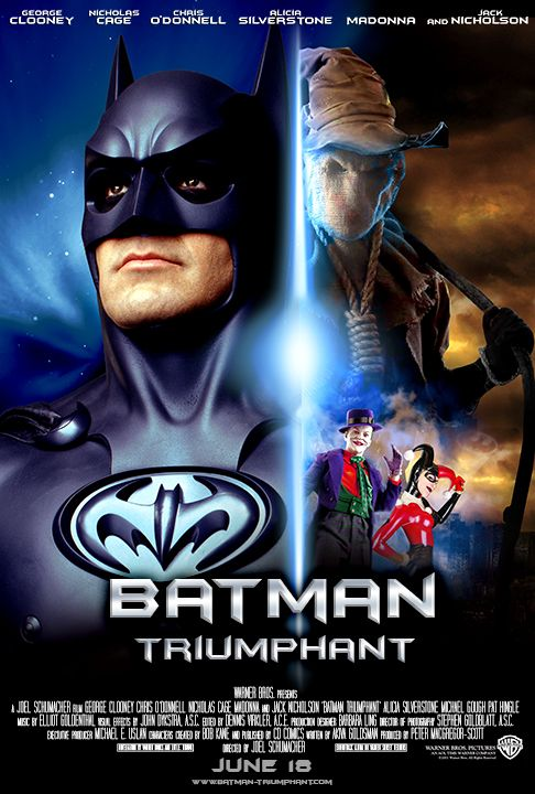 Batman Triumphant Fan Poster 17 by timmax9 on DeviantArt