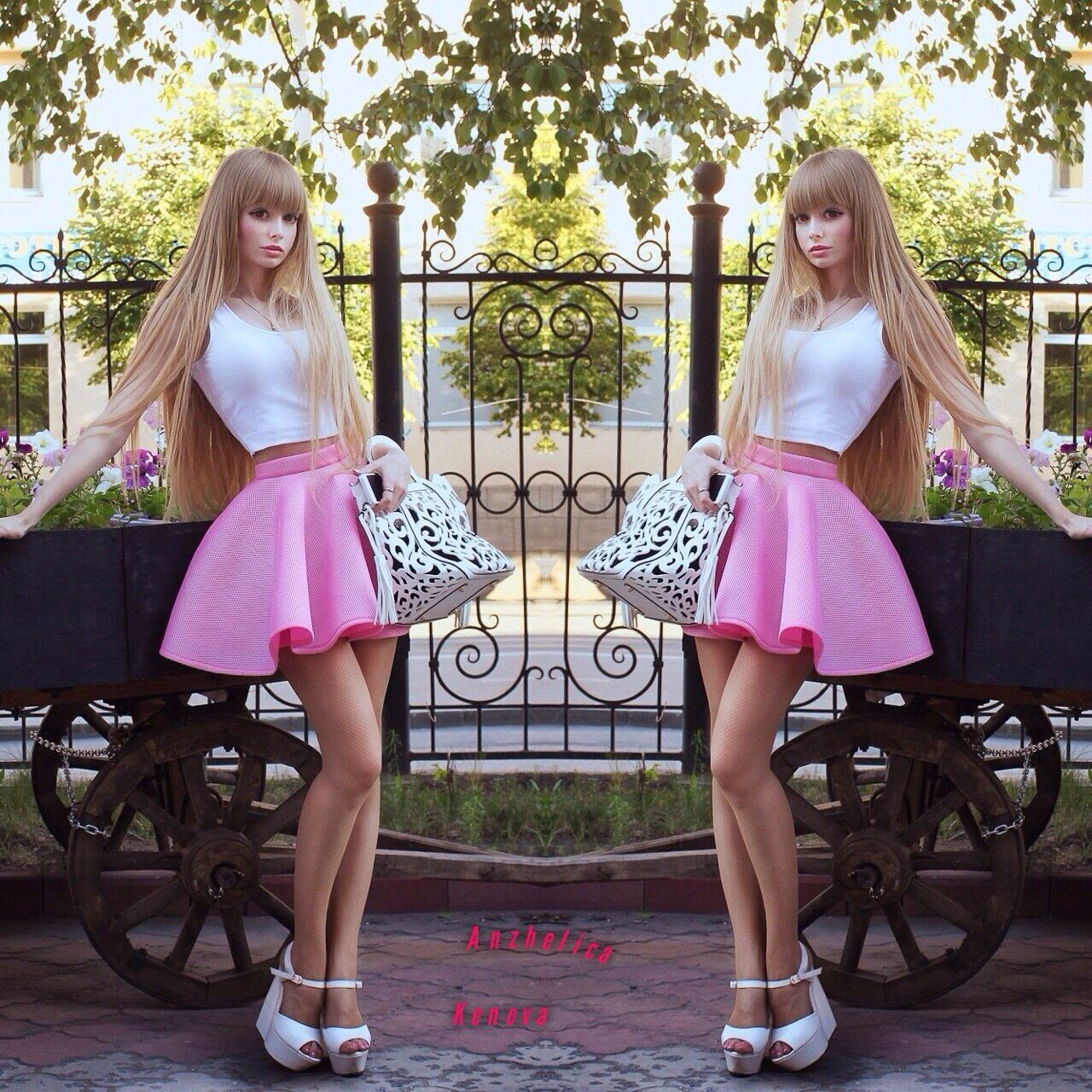 Angelica Kenova | barbie | Pinterest | Cosas